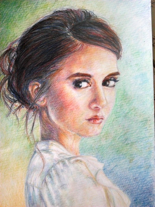 Nina Dobrev by infiniteflower